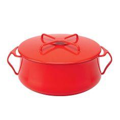 DANSK KOBENSTYLE CHILI RED 6-QUART CASSEROLE, NEW IN BOX! #FOLLOWITFINDIT