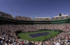 Indian Wells - The comeback tournament