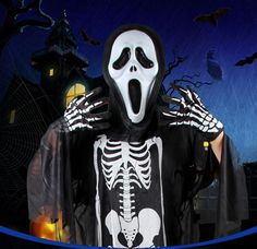 Latest Scary Mask Halloween Full Face Protection Party Masks Haunted House Scream Skull Mask Outdoor For Masquerade Party Cosplay Skull Mask Party Masks Scary Mask Online with 4.38/Piece on Hellenhe2016's Store | DHgate.com