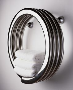 Looking for designer radiators? From streamlined vertical radiators to elegant cast-iron styles, we've picked a selection of the best designer radiators. Bathroom Heater, Bathroom Radiators, Towel Radiator, Radiator Cover, Art Deco Bathroom, Modern Bathroom, Bathroom Ideas, Bathroom Gallery, Bathroom Inspiration