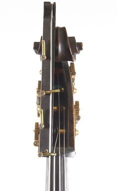 Fuber Double Bass front scroll Violin Makers, Double Bass, Wine Rack, How To Find Out, Instruments, Guitar, Bass Guitars, Wine Racks, Musical Instruments