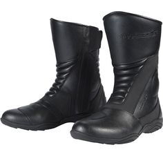 Special Offers - Tour Master Solution WP 2.0 Road Mens Leather Street Motorcycle Boots  Black / Size 13W - In stock & Free Shipping. You can save more money! Check It (April 02 2016 at 09:01PM) >> http://bestsportbikejacket.com/tour-master-solution-wp-2-0-road-mens-leather-street-motorcycle-boots-black-size-13w/