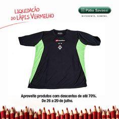 Camisa de Time Zotto Borussia, de 79,90 por R$39,90 na Centauro Esportes do @meupatiosavassi. #LLV