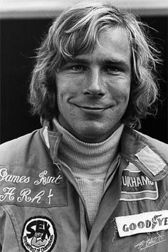 Murray Walker's Tribute to James Hunt