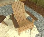 How to Clean and Stain Outdoor Wood Furniture
