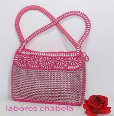 Labores Chabela: anillas de latas