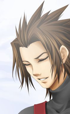 Terra - Kingdom Hearts