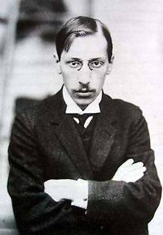 Igor Stravinsky, 1910.