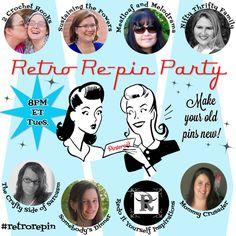 Retro Re-pin Party #29