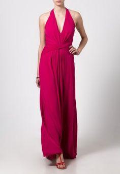 Ballkjole - rosa Halston Heritage, Wrap Dress, Jumpsuit, Formal Dresses, Red, Fashion, Catsuit, Formal Gowns, Moda