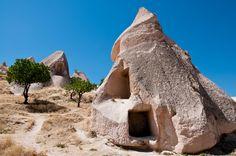 Habitaciones de piedras