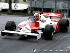 1981 Formula 1 Grand Prix de Monaco - John Watson.