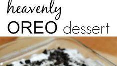 Heavenly Oreo Dessert Chocolate Pudding, Chocolate Flavors, Oreo Cookies, Chocolate Cookies, Great Desserts, Dessert Recipes, Dessert Ideas, Desserts With Few Ingredients, Valentines Food