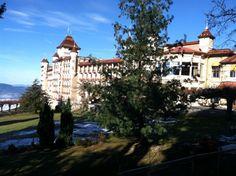 My 'amazing' school - SHMS Caux, Switzerland