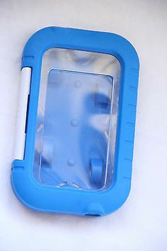 My 4 year old son uses this! So awesome! He's dropped/ thrown it all over the place and not a scratch on the ipod :) Fisher Price Kid Tough Apptivity Case - Iphone 3G,3GS,4,4S/IPod 2,3,4 Generation