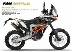KTM has imported two units of the Duke 390 Adventure (codenamed to India for R&D purpose. To be positioned above the Duke 390 a - KTM Bike News at CarTrade Moto Enduro, Ktm 690 Enduro, Scrambler, Ktm Adventure, Motorcycle Adventure, Ktm Motorcycles, Ktm Duke, Bike News, Brat Cafe