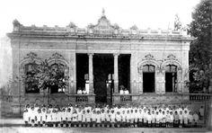 Grupo Escolar Cruz Machado - fundação em 1906