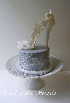 High Heel Cake Decorations cakepins.com