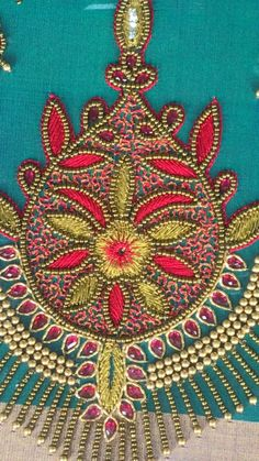 Cutwork Blouse Designs, Best Blouse Designs, Simple Blouse Designs, Bridal Blouse Designs, Hand Embroidery Design Patterns, Aari Embroidery, Hand Work Embroidery, Magam Work Designs, Hand Work Design