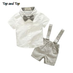 ACSUSS 3Pcs Gentleman Mens Bow Tie Tuxedo Thong G-String with Bracelets Outfits Set