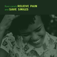 HAVE YOU BEEN smiling through the tooth pain lately? You may need a root canal. Root canals will fix the pain and get you back on track to flashing that amazing smile!
