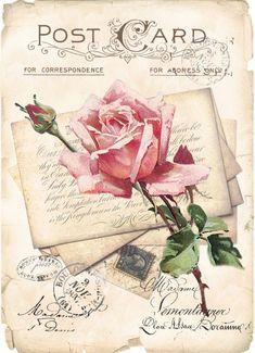 4 servilletas chica serviettentechnik motivservietten decir vintage Girl poem