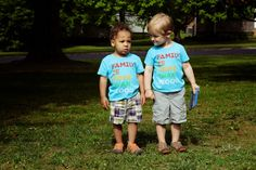 Family Is More Than Blood: I saw these shirts and knew we needed them, because they speak so much adoption truth!  @I Love Adoption // Adoption.com#iamadoption2014