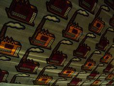 Vlisco fabric #factory
