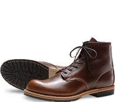 Red Wing - Style No. 9016 - Cigar Featherstone Leather - Beckmans