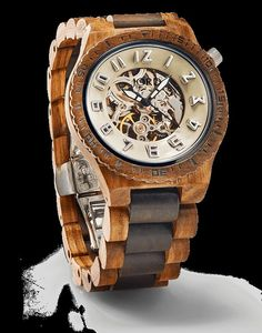 COol Wooden Watches - ...  - Who Wooden? Who Wouldn't!