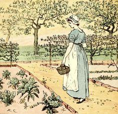 577 Best In the Garden Illustrations \u0026 Ephemera, Vintage