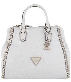 Ashbury Retro Satchel Bag Handtassen Guess. (€159,95)