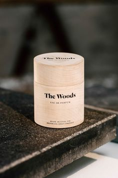 The Woods - Eau de Parfum by Brooklyn Soap Co. on Packaging of the World - Creative Package Design Gallery