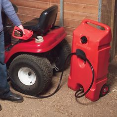 Rolling Fuel Station Gallon) from Preferred Living on Catalog Spree, my personal digital mall. Hose Storage, Garage Storage, Bed Storage, Storage Organization, Expedition Trailer, Fire Prevention, Tool Shop, Kubota, Home Repair