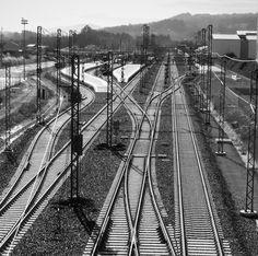 ♫♫♫♫The Morning Train♫♫♫♫ Railroad Tracks, Train, Train Tracks