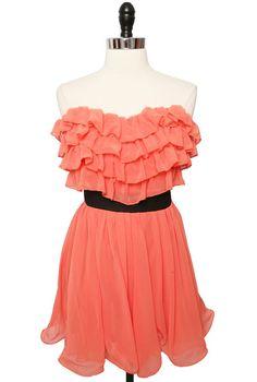 I want this dress so so bad!