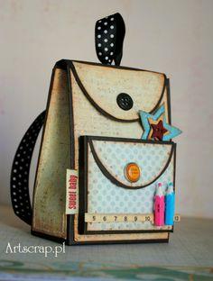 backpack, Anleitung auf scor-pal.com