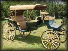 Buggy by Justin Carriage Works