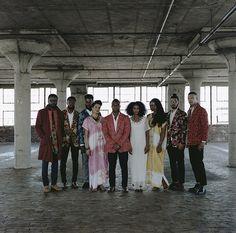 Ikire Jones For Dapper African Print Menswear-Chicamod