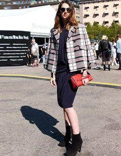 Stockholm Fashion Week Street Style | ELLE UK