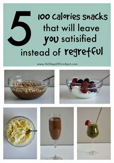 Five 100 calories snacks that will leave you satisfied instead of regretful