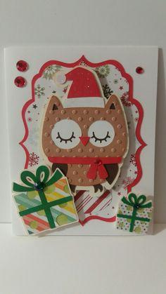 Santa Owl 2017