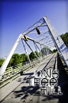 Photo I took in Wilmington, NC. One Tree Hill was filmed there and this bridge was in the opening scene.