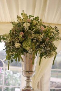 An English Garden wedding