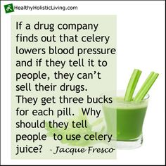 Celery for high blood pressure is an excellent treatment option along with a sensible diet and excercise
