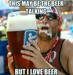 Beer me.