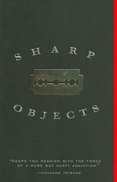 Sharp Objects by GIllian Flynn    It's gritty and ugly and wonderfully written! Gillian Flynn has become one of my favorites...here's hoping for a new novel not too long from now!
