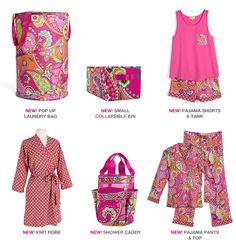 Pink Swirls Vera Bradley...yes please #mysuitesetupsweepstakes