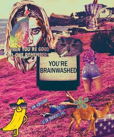 ::brainwashed::wake up::open your eyes::big brother is watching::we are brainwashed::expand your mind::Trippy::NoEllie0123