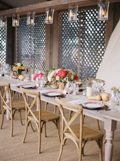 Rustic elegance was the name of the game at this 40th birthday party on a private ranch | DFW Events | Photo: Sarah Kate, Photographer | Design: Jackson Durham